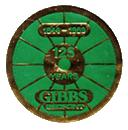 Gibbs 125 years Logo