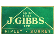 Gibbs Logo Triangle